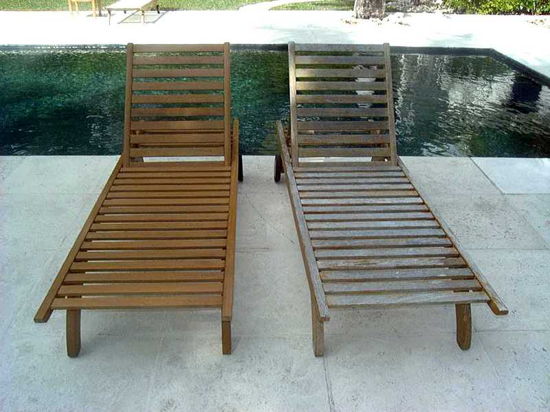 Outdoor Furniture Varnish